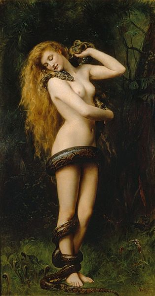 314px-Lilith John Collier painting