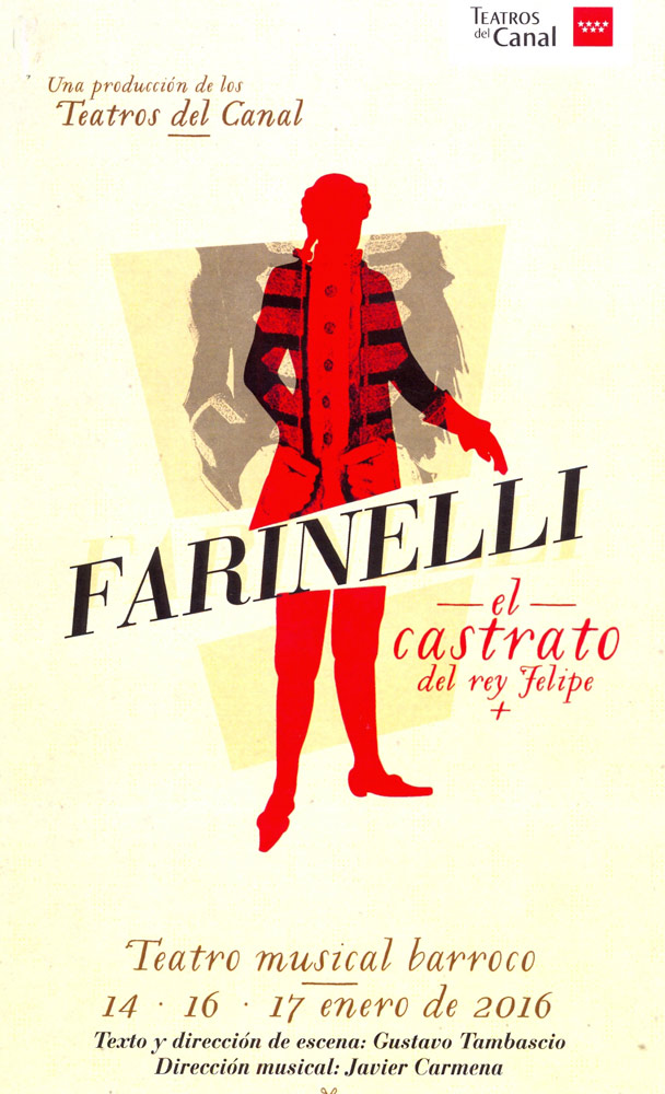 FARINELLI CARTEL B