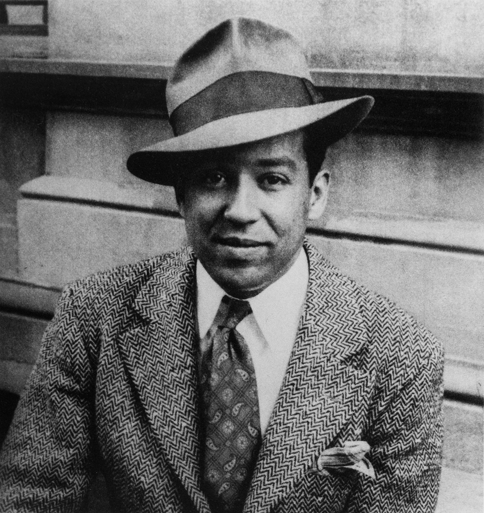 Langston Hughes dp049971