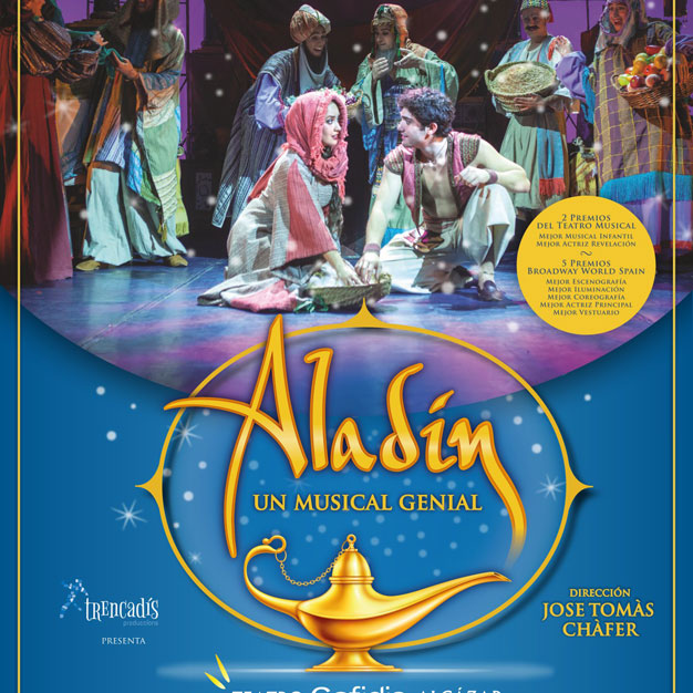 aladin un musical genial IN