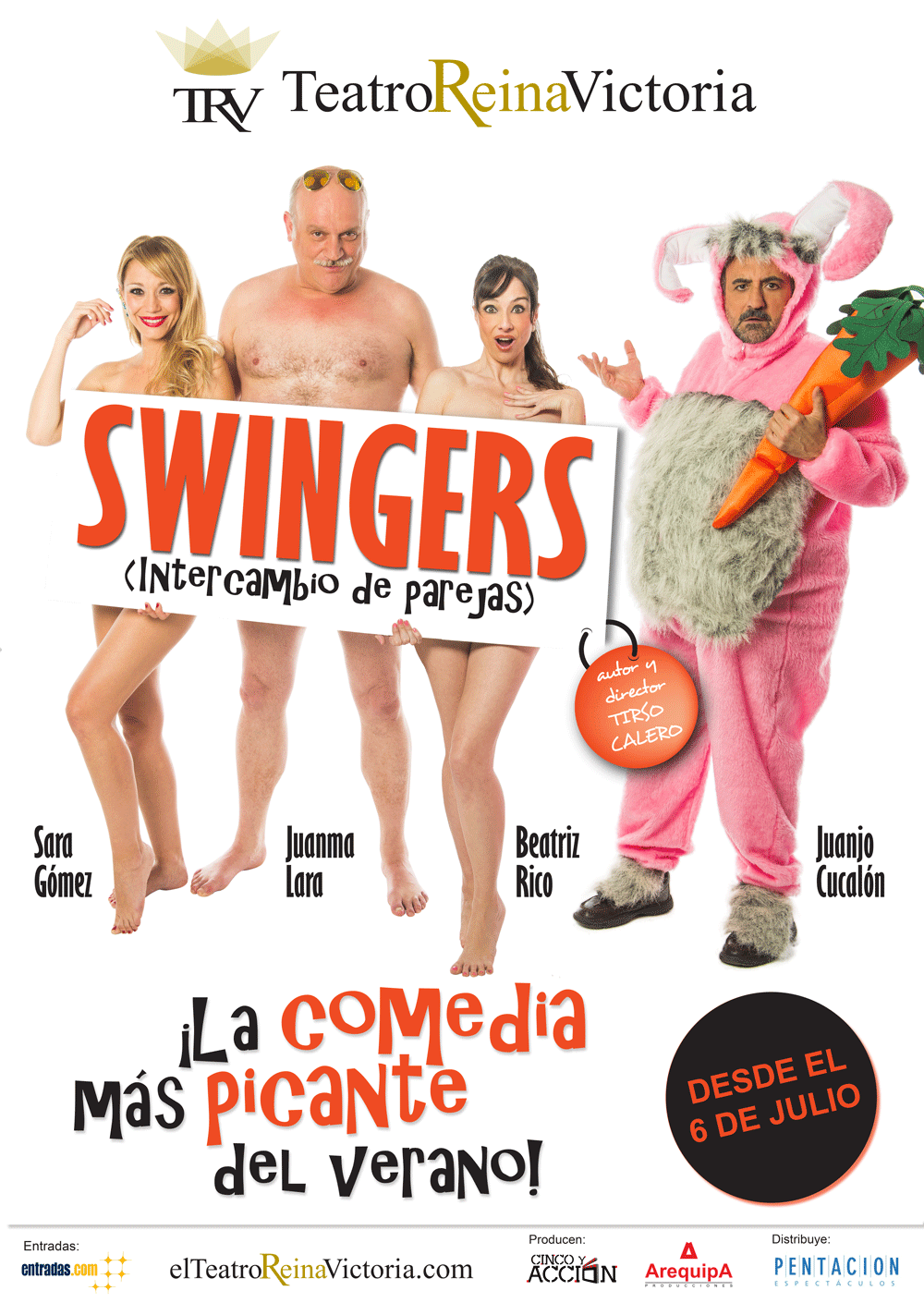cartel swingers 70x100