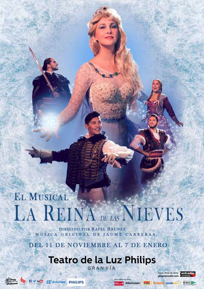 la reina de las nieves cart copia