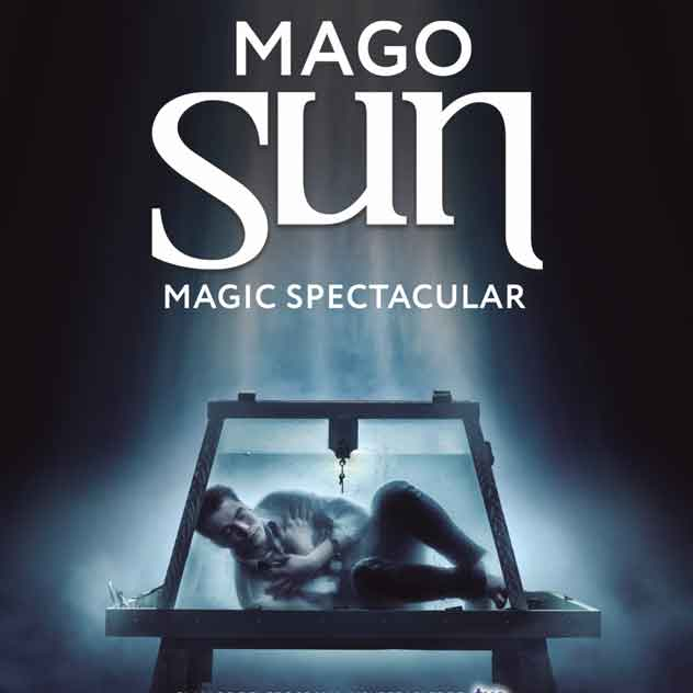 magic spectacular mago INDI