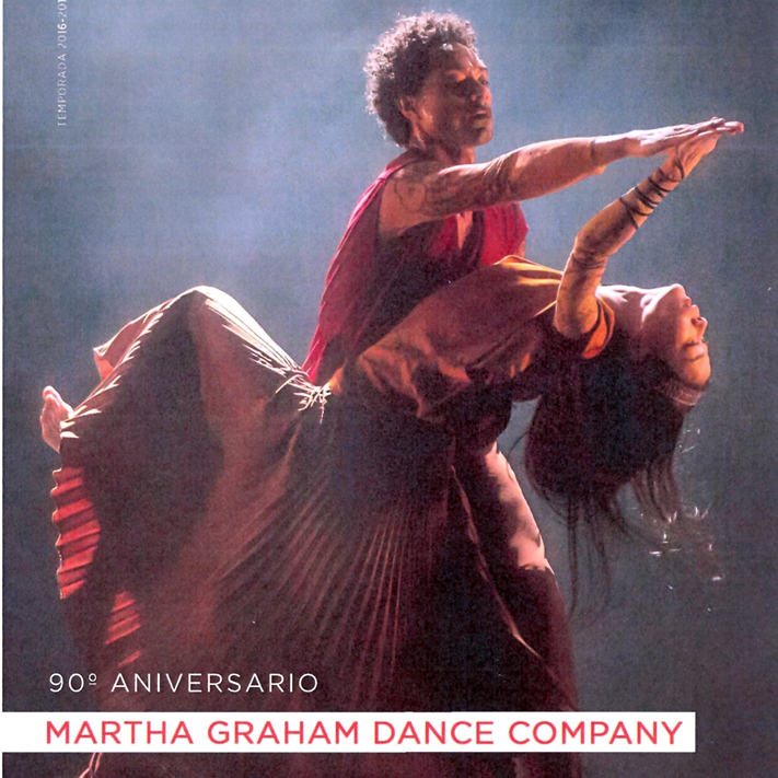 martha graham indice