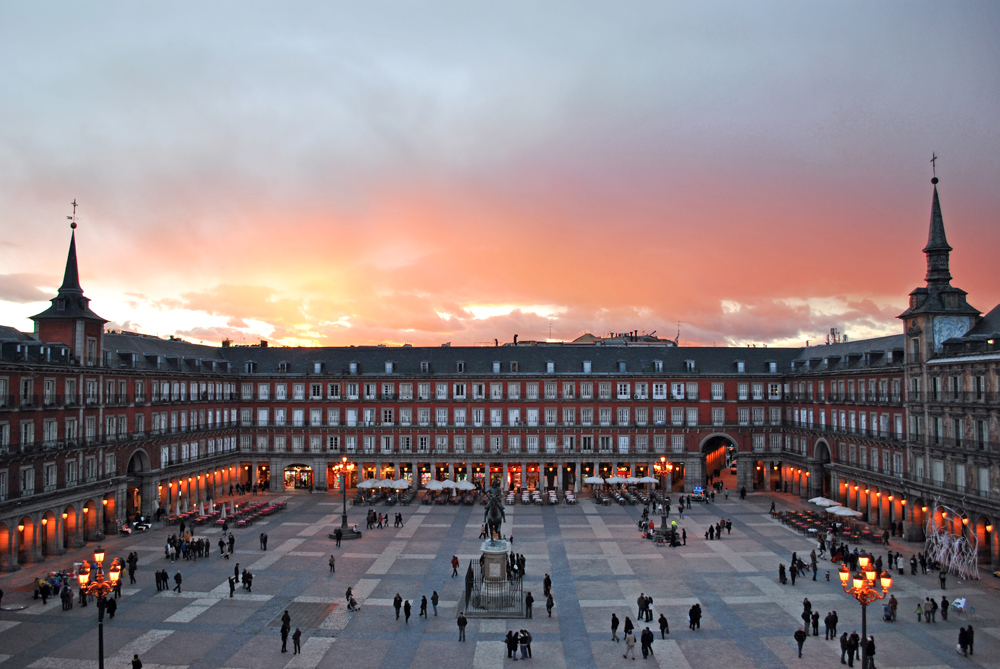 plaza mayor B