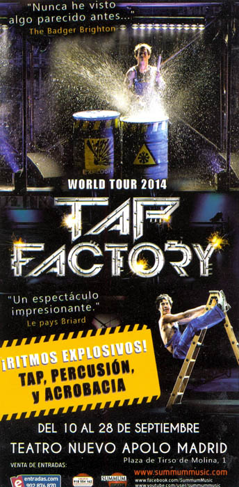 tap factory cartel b